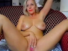 Big Boobs Slut Masturbating Until Orgasm