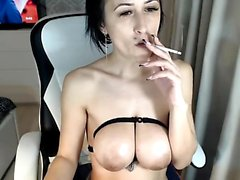 Big natural Boobs fingering