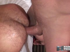 Daddy giving his 10 inches raw