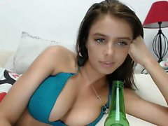 amateur nickymayra95 flashing boobs on live webcam