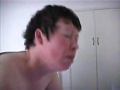 Armani Monroe interracial kuuma blowjob