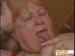Dirty Granny Fuck Like Pornstar