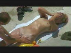 en la playa 40