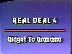 Filme de época : Gidget a avó pt1