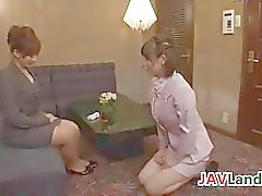 Japonca Housewives Lezbi mısınız