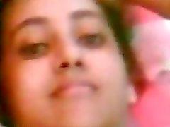 Bangldeshi tyttö
