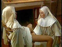 Slutty Nuns & Lustful Priest!