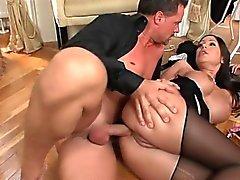 Italian mom Ficken auf hart