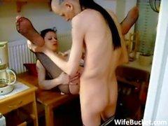 Kinky amateur couple