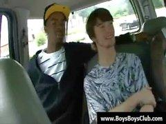 Grandi muscolosa ragazzi gay neri umiliare due ragazzi bianchi Hardcore 09
