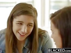 BLACKED Two Teens Vs BBC