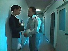 Maria Ozawa Forçado pela guarda de segurança