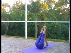 Janessa Бразилии - Газа по спортивной гимнастике