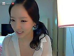 Hot Koreaanse Cam - Park NiMa13