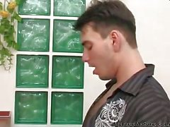 Perfect Russian Milf With Young Guy