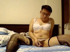 Cute Small Cock Sissy Asian Slut