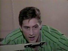 Aja Jon Dough Robin Lee en la película de sexo de la vendimia
