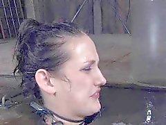 Slave Haliey Young Pervert BDSM Bizarre Training