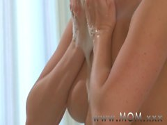 MOM MILF&#039_s with big breasts getting fucked