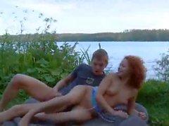 Deflowered Redhead Teen 3-