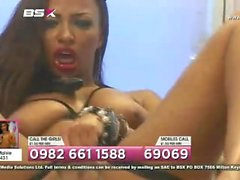 Ruby Summers on BabeStation - 10-31-2014 (2)