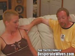 Mature Slutwife Mackenzie's Anal Intervention Course By Dirty D