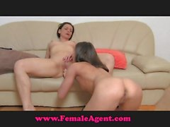 FemaleAgent. A taste of Russia