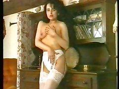 Susanna Francessca interior blanca de striptease