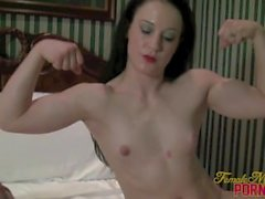 Cheyenne Jewel - Muscle Worship Session [2 of 2]