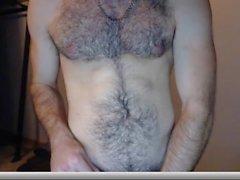 Gorillaman223 on Chaturbate (handsome hairy, cum & ass)