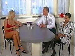 Sandra Foxx - Fisting lesbiska ( Gr- 2 )