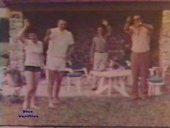 Europea Peepshow Los bucles ciento sesenta y uno del 1970 - Escena 7
