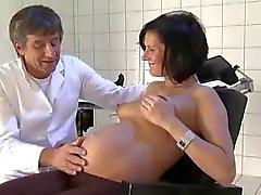 Duitse Zwangere Milf