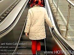 Spermawalk Munich Innenstadt Public Facial Cumshot