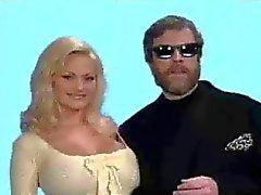 Classic 90s pornstar gets passionate fucking