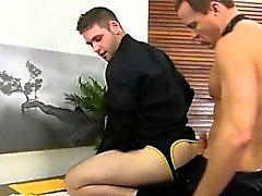 Naked Homosexuell Porno in 3gp Während alle anderen ist zum Mittagessen, D