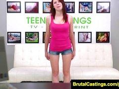 FetishNetwork Macy Monroe bdsm modelagem casting audição