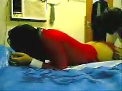 arab amateur girl getting it from behind and blowjob