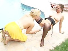 Lesbian Lover 32 - scene 3