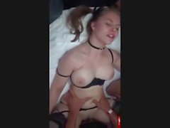 Cumming Her Brains Out! #2