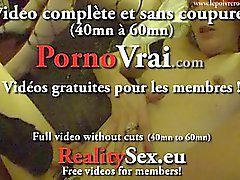 Camera espion en soiree privee ! French spycam Part 124