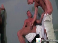 Gavin Waters in hot bathroom fucking part6