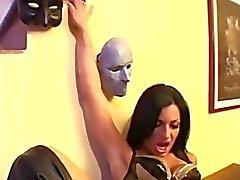 A Priscilla Salerno piace essere inculata