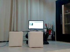 Milf webcam with Amazing body part 2