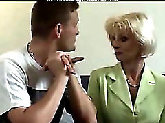 Eva Delage Fucked By Reporter mature mature porn granny old cumshots cumshot