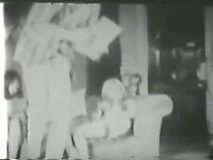 scene from the kings chamber - circa 60s