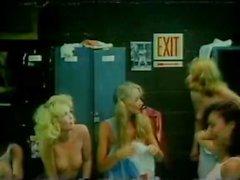 Vanessa del Río John Leslie Gloria Leonard en el clásico clip porno