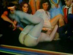 Di Vanessa del Río Giovanni di Leslie di Gloria di Leonard nella clip di del porn classici