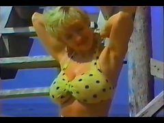 Vintage Mature Exhib Natural Boobs