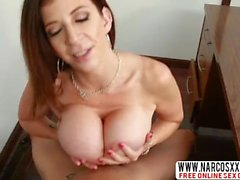 Nicht weh Mutter Sara Jay In Stockings Gets Hardcore Sex